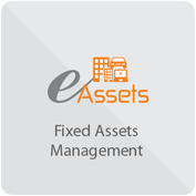 eAssets - Fixed Assets Management