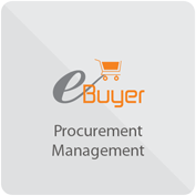 eBuyer - Procurement