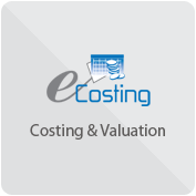 eCosting – Costing & Valuation