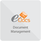eDocs - Document Management
