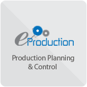 eProduction – Production Planning & Control