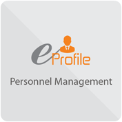 eProfile - Personnel Management