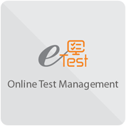 eTest - Online Test Management
