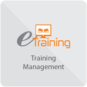 eTraining - Training Management