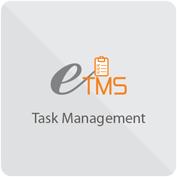 eTMS - Task Management System